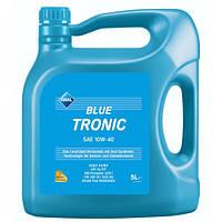 Моторное масло Aral Blue Tronic sae 10w40 5л