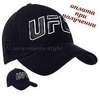 Чоловіча фірмова молодіжна модна стильна спортивна кепка бейсболка блайзер Reebok UFC, фото 1