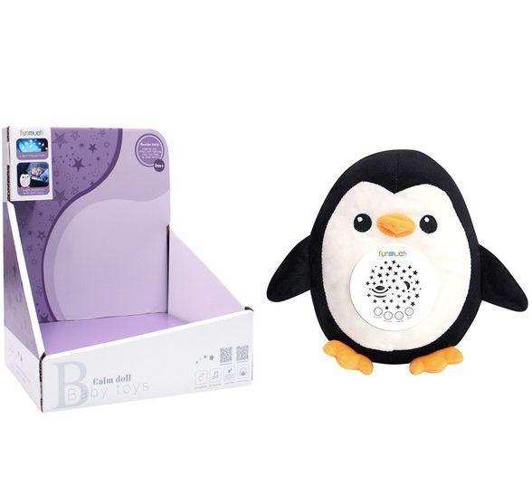 """Іграшка-нічник """"Пінгвін"""" FM666-24"""