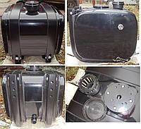 Бак гидравлический на манипулятор, самосвал, тягач (80 литров)