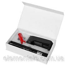 Зелений лазер указка 303 Green laser pointer pen 303 на акумуляторі
