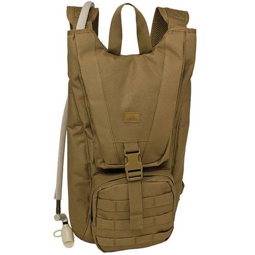 Военный тактический рюкзак-гидратор Red Rock Piranha Hydration (Coyote) 922195 хаки