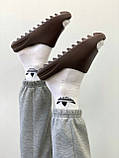 Adidas Yeezy Slide Soot (коричневые), фото 4