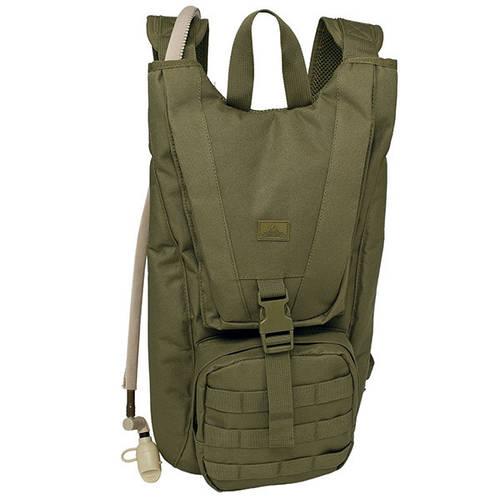 Функциональный рюкзак тактический с питьевой системой Red Rock Piranha Hydration (Olive Drab) 922196 хаки