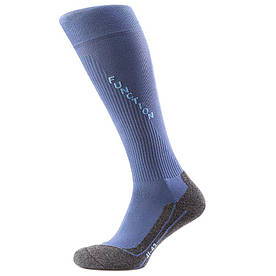 Носки компрессионные, синий