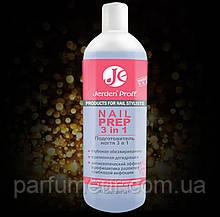 Подготовитель ногтя 3 в 1 / NAIL PREP 3 in 1 500 ml