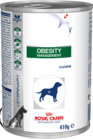 Royal Canin OBESITY консервы - лечебный корм для собак.Вес 410гр. 12шт