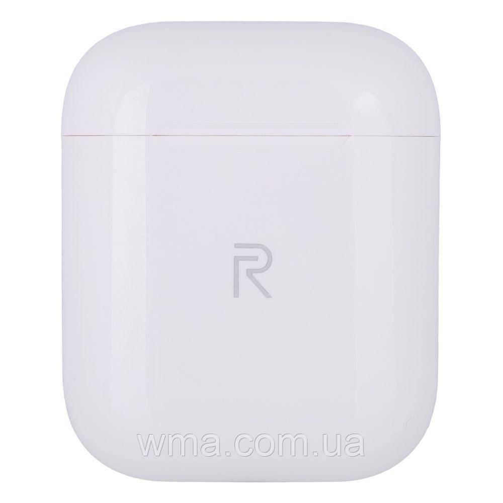 Блютуз Стерео Гарнитура Realme Earbuds Цвет Белый