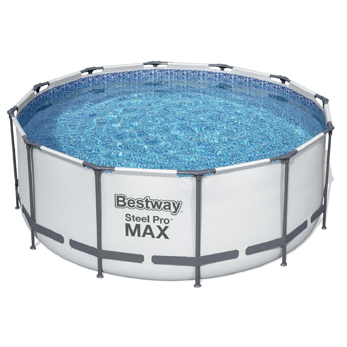 Bestway 56438 каркасний басейн (457х122 см)