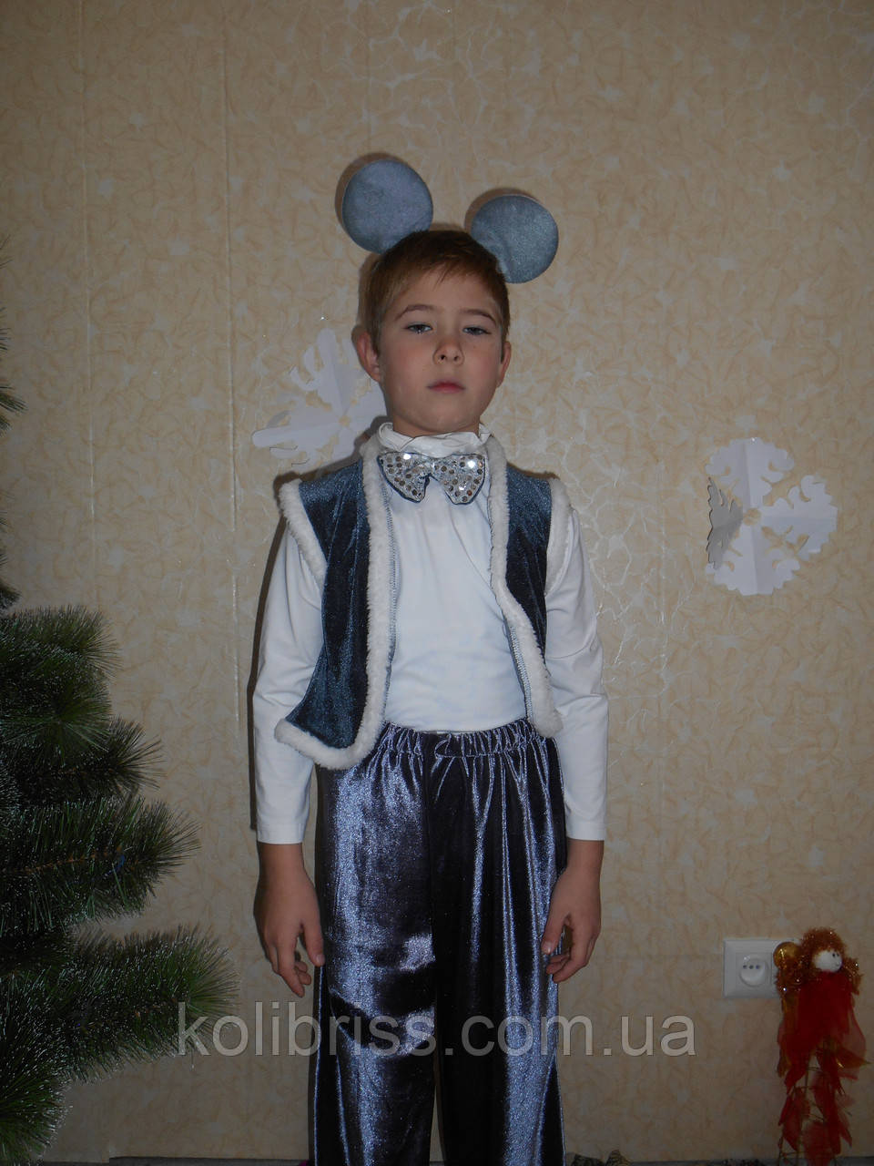 Костюм  мышонка прокат Киев. Костюм мышонок, мышь прокат
