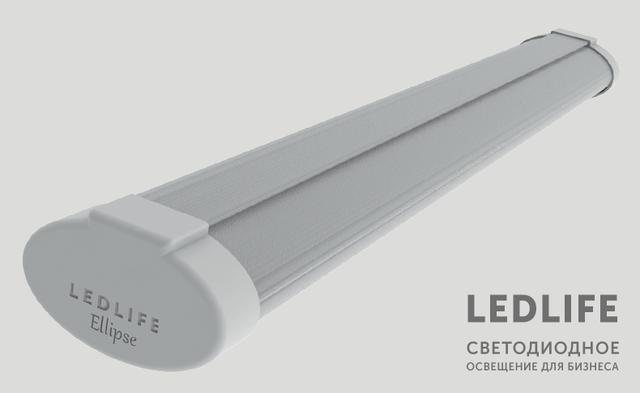 Промышленные универсальные LED светильники