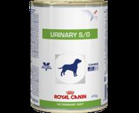 Royal Canin URINARY S/O консервы - лечебный корм для собак.Вес 410гр. 12шт