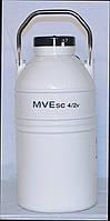 Дьюар ( криоконтейнер SC 4 / 2 V)