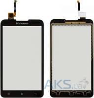 Сенсор (тачскрин) для Lenovo A590 Black