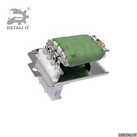 Резистор печки Passat B3 регулятор вентилятора Volkswagen 701959263A