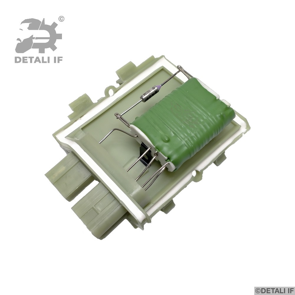 Резистор печки Passat B4 регулятор вентилятора Volkswagen 357959263