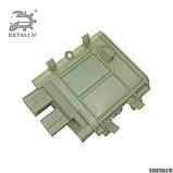 Резистор печки Passat B4 регулятор вентилятора Volkswagen 357959263, фото 3