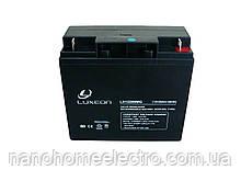 Аккумуляторная батарея 12v20А LUXEON