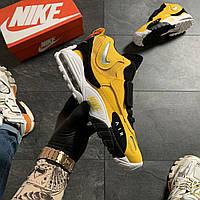 Кроссовки мужские Nike Air Max Speed Turf Yellow Black (Желтый). Мужские кроссовки Найк желтого цвета., фото 1