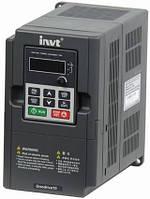 Преобразователь частоты INVT GD100-011G-4, 3x380B 25А 11кВт
