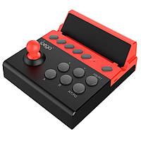Геймпад беспроводной iPega PG-9135, черно-красный