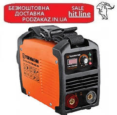 Сварочный аппарат инверторный Tekhmann TWI-260 MD