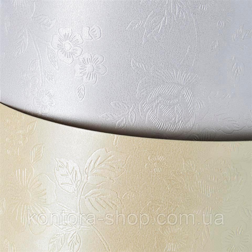 Картон дизайнерский Galeria Papieru Floral cream, 220 г/м² (20 шт.)
