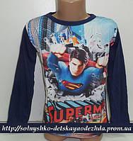 Гольф детский на мальчика (супермен) 6-9 лет