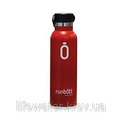 Бутылка для воды RUNBOTT BY KINETICO, 600 мл, красная