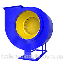 Вентилятор ВЦ 4-75 №6,3 з ел.двигуном 5,5 кВт 1500 об./хв