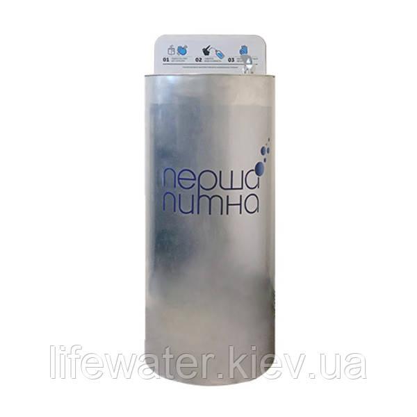 Питний фонтанчик Formula Vody «Перша питна» c безконтактної сенсорною кнопкою