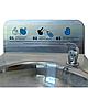Питний фонтанчик Formula Vody «Перша питна» c безконтактної сенсорною кнопкою, фото 3