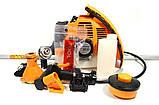 Мотокоса бензинова,тример 6.0 л. з / 4.6 кВт Husqvarna 460 R II Limited Edition (2-тактний), фото 3