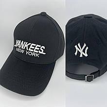 Стильная мужская летняя кепка-бейсболка реплика NY YANKEES