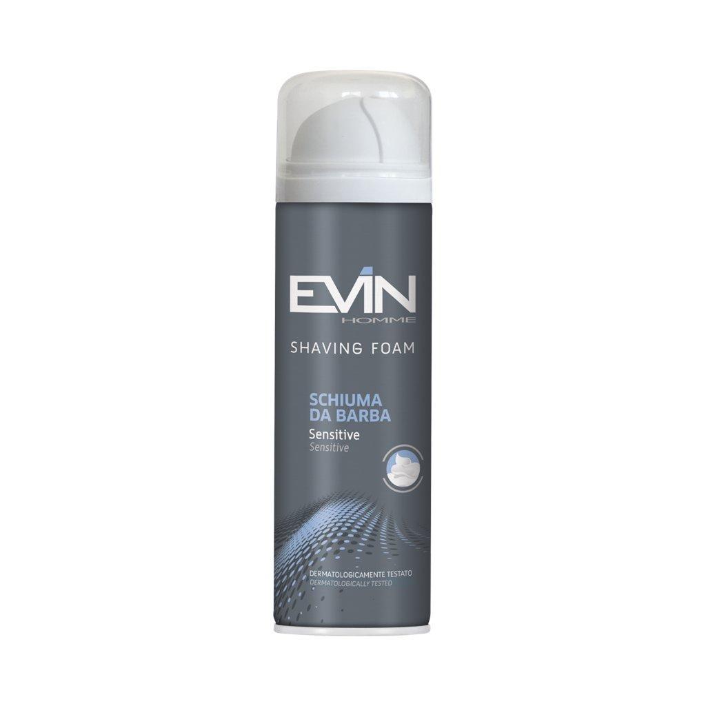 Піна для гоління EVIN HOMME для чоловіків для чутливої шкіри 300 мл