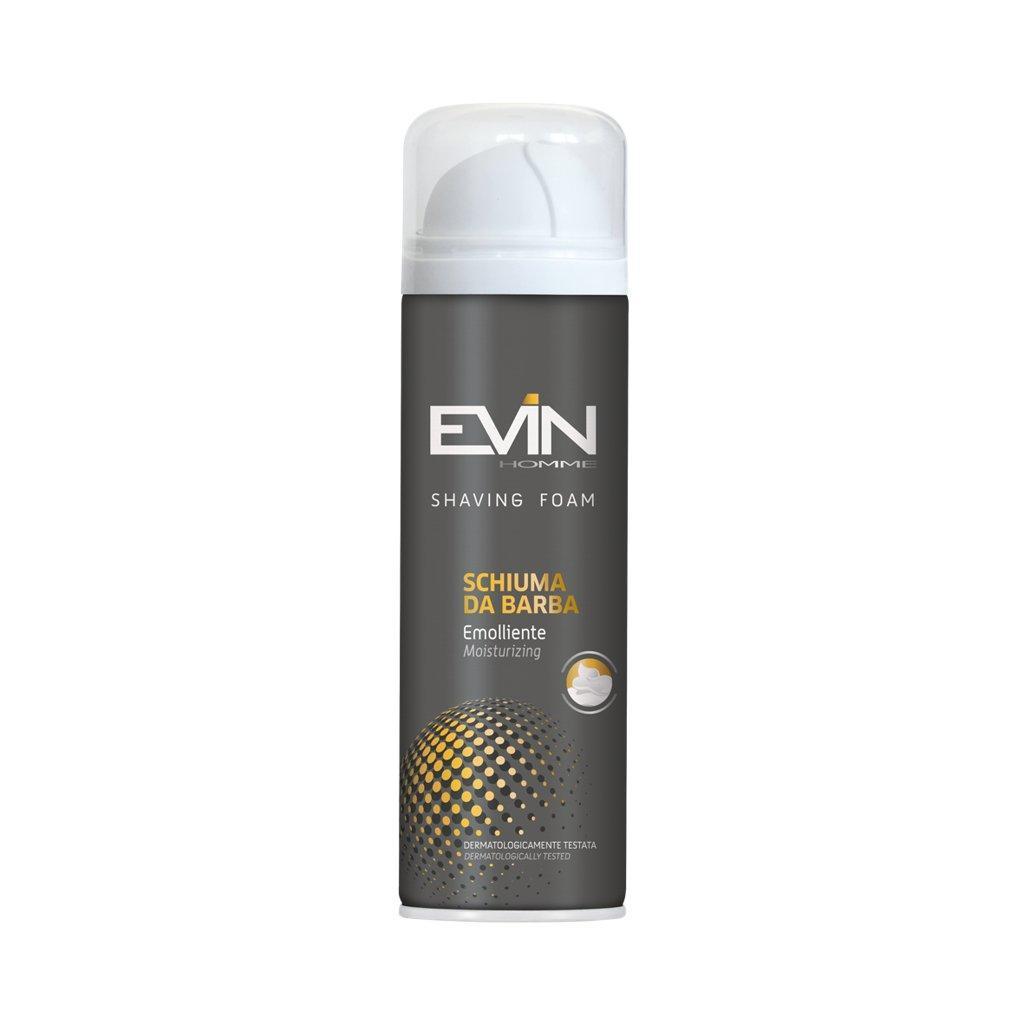 Пена для бритья для мужчин EVIN HOMME Смягчающая 300 мл