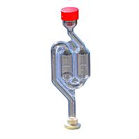 Пластиковый ферментационный гидрозатвор