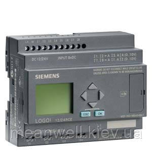 6ED1052-1MD00-0BA7 LOGO! 12/24RCE Логический модуль Siemens LOGO!7