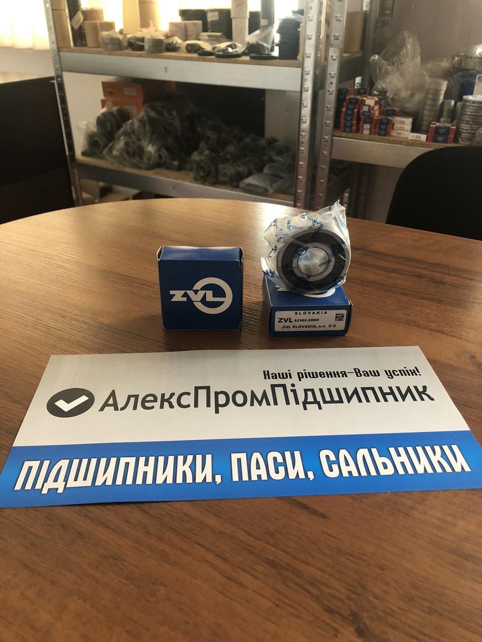 Подшипник 62305 2rs ZVL Словакия отличное качество на электромотор