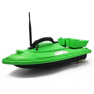 Кораблик Мисливець на карася з ехолотом Lucky FFW718 і дод. батареєю