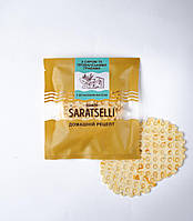 Вафли с сыром и прованскими травами, 55 г, TM SARATSELLI