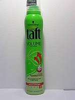 Мусс для укладки волос Taft Power Volume (Тафт Объем) 200 мл. , фото 1