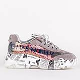 Кросівки жіночі літні, люкс якість & True series, жіноче взуття, фото 4