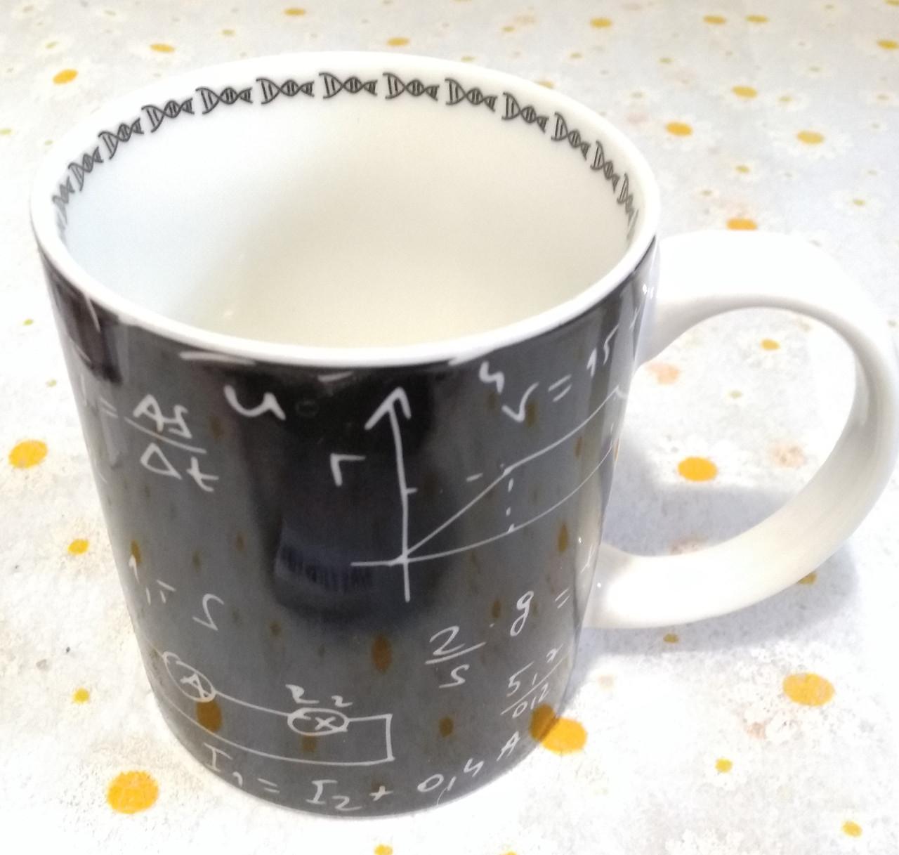 """Чашка в коробці """"Науковий діяч * 360 мл ST"""