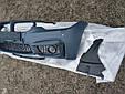 Бампер передній стиль М3 на BMW F30/F31 (11-19), фото 5