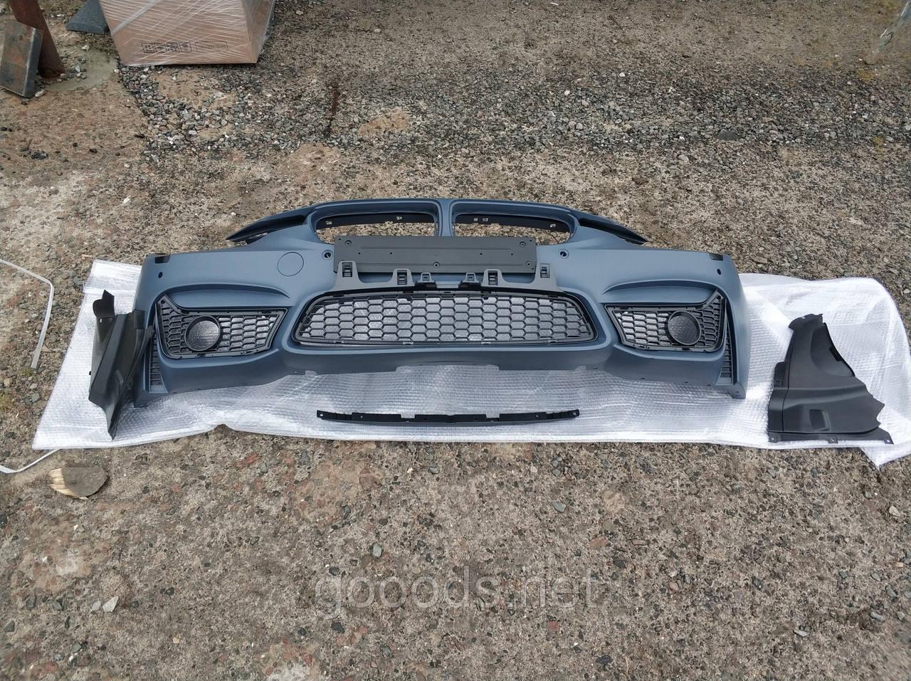 Бампер передній стиль М3 на BMW F30/F31 (11-19)