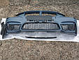 Бампер передній стиль М3 на BMW F30/F31 (11-19), фото 4