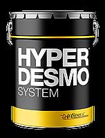 Полиуретановая мастика для гидроизоляции Hyperdesmo-HAA / Гипердесмо АШАА (серая) 25 кг.