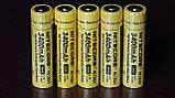 Защищенный литиевый Аккумулятор NITECORE 18650 NL1834 3400mAh Li-Ion 3,7v Protected (+Плата защиты), ORIGINAL, фото 8