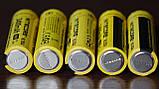 Защищенный литиевый Аккумулятор NITECORE 18650 NL1834 3400mAh Li-Ion 3,7v Protected (+Плата защиты), ORIGINAL, фото 4
